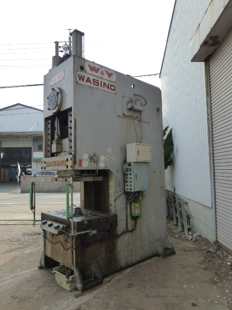 máy dập kim loại